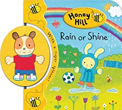 Honey Hill Spinners: Rain or Shine