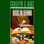 Death on Demand: A Death on Demand Mystery, Book 1 (       UNABRIDGED) by Carolyn G. Hart Narrated by Kate Reading
