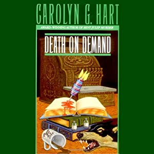 Death on Demand: A Death on Demand Mystery, Book 1 | [Carolyn G. Hart]