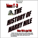 The History of Harry Nile, Box Set 5, Vol. 17-20, Winter 1954 to April 1956 | Jim French