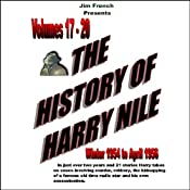 The History of Harry Nile, Box Set 5, Vol. 17-20, Winter 1954 to April 1956 | [Jim French]