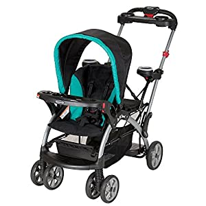 Premium Baby Strollers for Twins Stroller Two Kids Double Tandem Accommodates Infant Car Seat Sit and Stand from Baby Trend