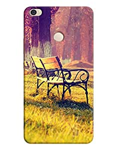 Xiaomi Mi Max Prime Back Cover By FurnishFantasy