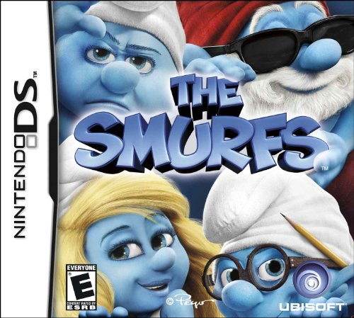 The Smurfs - Nintendo DS - 1