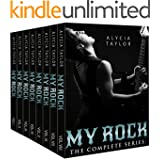 My Rock (The My Rock Romance Series Box Set) (A Rock Star Romance) (The Rock Star Romance Book 9)