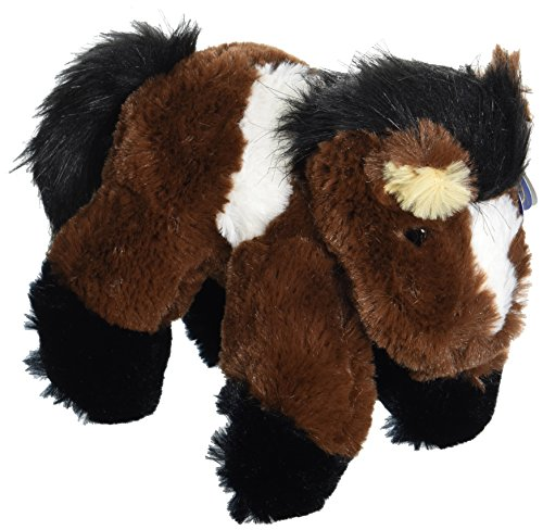 "Purr-Fection Boots Junior Snuggle Ups Horse 8"" Plush"