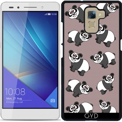 coque-pour-huawei-honor-7-un-panda-souriant-by-zorg