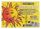 Sakura XEP12 12-Piece Cray-Pas Junior Artist Assorted Color Oil Pastel Set