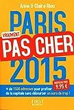 echange, troc Anne RIOU, Claire RIOU - Paris pas cher 2015