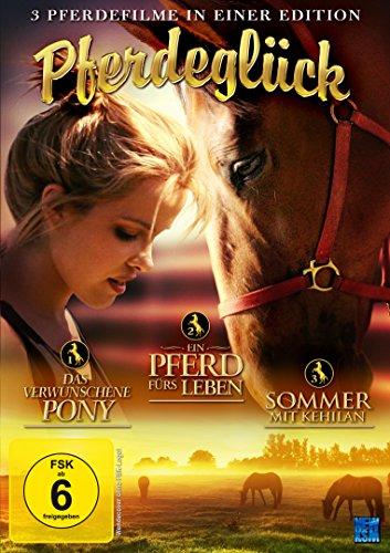 Pferdeglück - 3 Pferdefilme in einer Edition