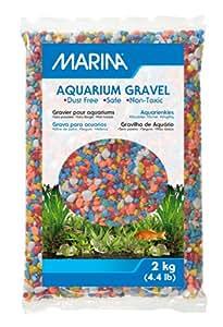 Marina Decorative Aquarium Rainbow Multi