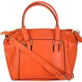Cathriem Women's Bowling Bag (Orange)
