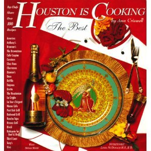 Houston Is Cooking the Best: The Best Ann Criswell