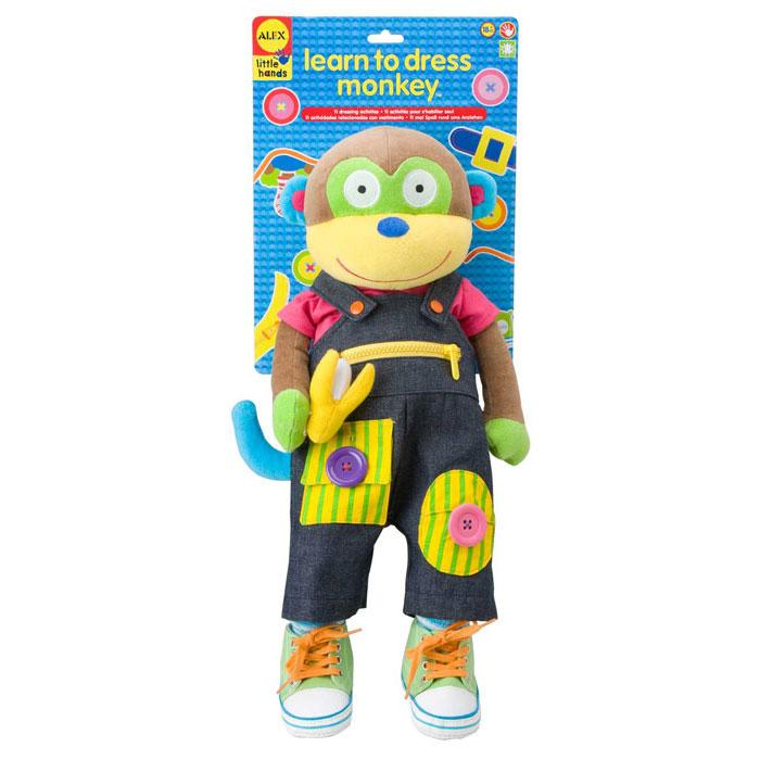 Amazon.com: ALEX Toys Little Hands Giant Learn to Dress ...