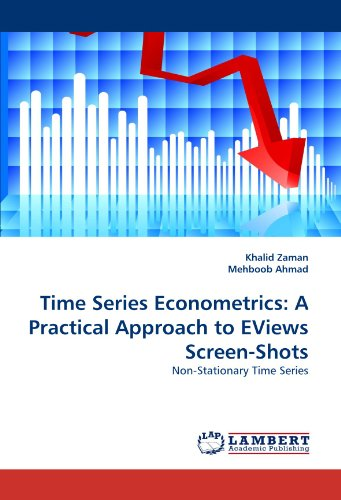 Time Series Econometrics: A Practical Approach to EViews Screen-Shots: Non-Stationary Time Series: Khalid Zaman, Mehboob Ahmad: 9783843366342: Amazon.com: Books
