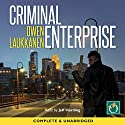 Criminal Enterprise Audiobook by Owen Laukkanen Narrated by Jeff Harding