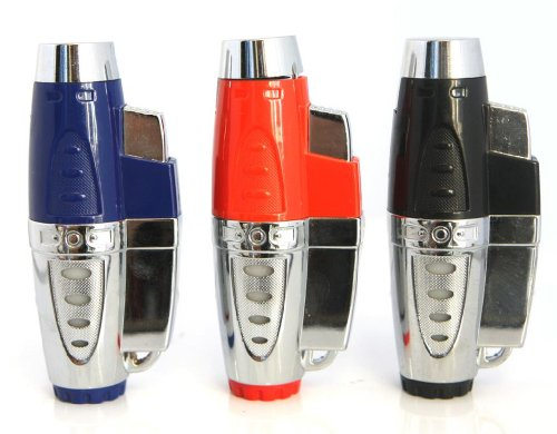 Hookah Triple Flame Lighter