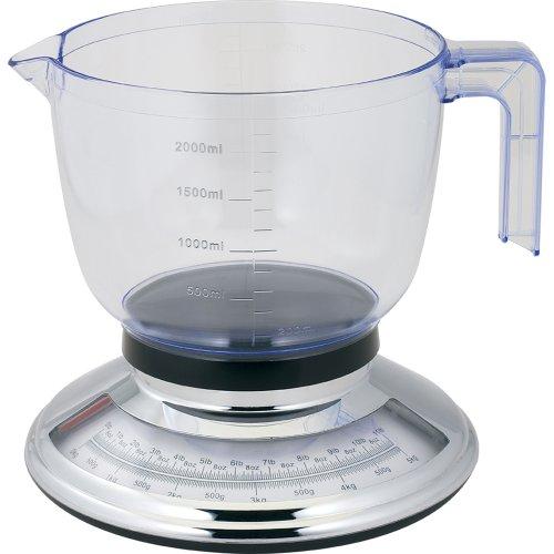 Balance de cuisine Blaumann avec bol de mesure amovible - 5 Kg
