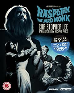 Rasputin The Mad Monk (Blu-ray + DVD) [1966]