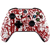 Xbox One Wireless Controller for Microsoft Xbox One - Custom Soft Touch Feel - Custom Xbox One Controller (Blood Splatter) (Color: Blood Splatter)
