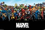 "Poster 22""X35""-Marvel-The Lineup"