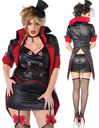 Immortal Mistress Plus - Women's Plus Size KEYWORD Sexy Halloween Costumes