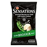 Walkers Sensations Goats Cheese & Herb 175g