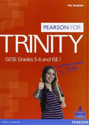 Trinity GESE Grades 5 6 and ISE 1 Con espansione online Per le Scuole superiori Con Multi ROM PDF