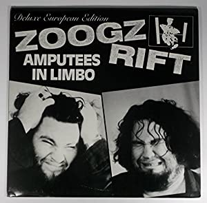 Zoogz Rift Amputees In Limbo Vinyl Amazon Com Music