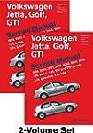 Volkswagen Jetta, Golf, GTI (A4) Serv...