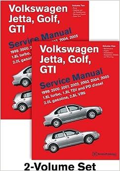 volkswagen jetta golf gti  service manual