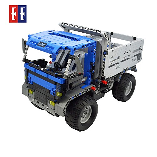 DoubleE 2 in 1 2.4G Remote Control Building Block Engine Car High Speed Vehicle (Xmods Engine compare prices)