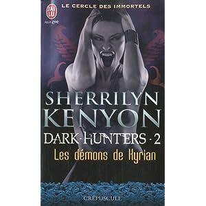 Tome 2 : Les démons de Kyrian de Sherrilyn Kenyon  51jW8tZlo3L._SL500_AA300_