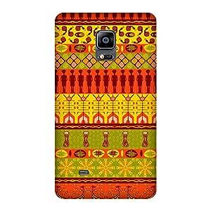 Super Cases Premium Designer Printed Case for Samsung Galaxy Note 4 Edge