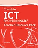 Complete ICT for IGCSE) Teacher Resource Pack (0199129320) by Doyle, Stephen