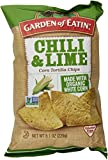 Garden of Eatin Tortilla Chips, Chili and Lime, 8.1 Ounce