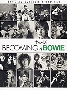 David Bowie - Becoming Bowie [DVD] [2014] [NTSC]