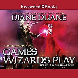 Games Wizards Play Audiobook