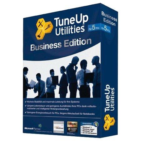 TuneUp Utilities 2012 (5 Plätze) Business Edition