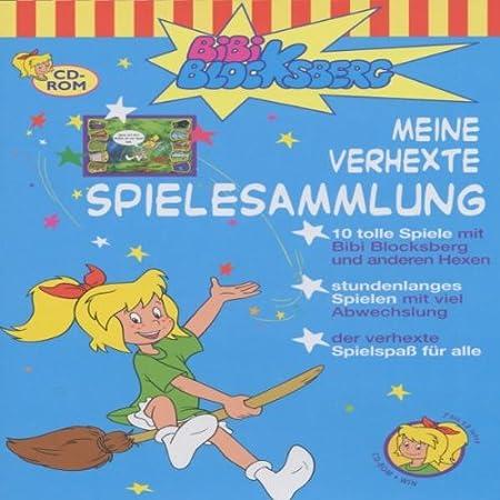 Bibi Blocksberg -  Meine verhexte Spielesammlung