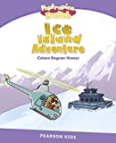 img - for Ice Island Adventure (Penguin Kids (Graded Readers)) book / textbook / text book