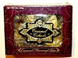 Universal Studios Wizarding World of Harry Potter Park Honeydukes Emporium Caramel Cobwebs Flavoured Bites Candy 3 Oz
