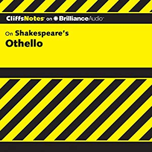 Othello: CliffsNotes Audiobook