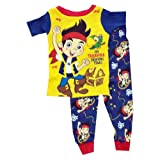 Disney Jake and the Never Land Pirates 12M-5T Cotton Pajama Set