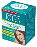18 GM JOLEN CREME BLEACH CREAM LIGHTENS DARK FACIAL HAIR IMPROVE SKIN FAIRNESS