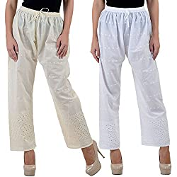 NumBrave Womens Sparky Cotton Trouser