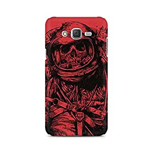 Mobicture Skull Abstract Premium Printed Case For Samsung J7