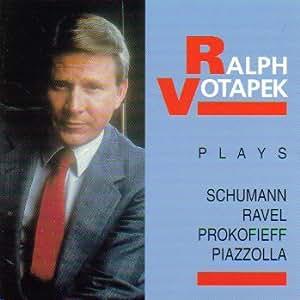 Ralph Votapek - Music By Ginastera, Poulenc, Szymanowksi & Piazzolla