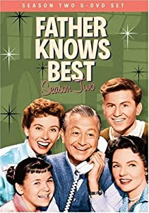 Father Knows Best: Season Two [DVD] [1955] [Region 1] [US Import] [NTSC]