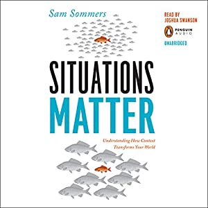Situations Matter Hörbuch